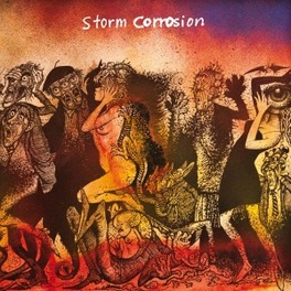STORM CORROSION STORM CORROSION, Vinyl LP