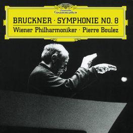 SYMPHONY NO.8/METAMORPHOS W/WIENER PHILHARMONIKER, PIERRE BOULEZ Audio CD, A. BRUCKNER, CD