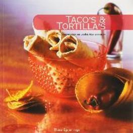 Taco's & Tortilla's. Spierings, Thea, Paperback