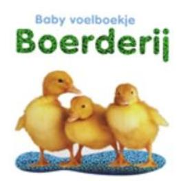 Boerderij Baby voelboekje, Dawn Sirett, Hardcover