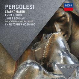 STABAT MATER ACADEMY OF ANCIENT MUSIC/CHRISTOPHER HOGWOOD PERGOLESI, G.B., CD