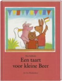 Een taart voor kleine Beer Een Vier Windstreken prentenboek, Velthuijs, Max, Hardcover