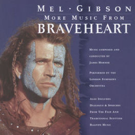 BRAVEHEART/MORE MUSIC INCL. ALL WRITTEN MUSIC THAT DID NOT APPEAR ON 1ST CD Audio CD, OST, CD
