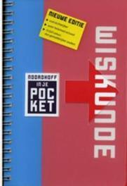 Noordhoff Wiskunde in je pocket E. Broekema, Paperback