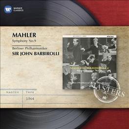 SYMPHONY NO.9 -SACD- BERLIN P.O./JOHN BARBIROLLI G. MAHLER, CD
