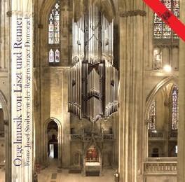 PRALUDIUM UND FUGE UBER D FRANZ JOSEF STOIBER LISZT/RENNER, CD