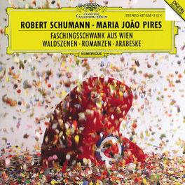 WALDSZENEN-ROMANZEN MARIA JOAO PIRES Audio CD, R. SCHUMANN, CD