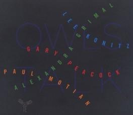 OWLS TALK PEACOCK/KONITZ/MOTIAN, CD