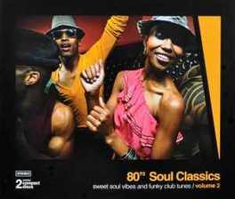 80'S SOUL CLASSICS VOL.2 V/A, CD