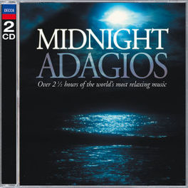 MIDNIGHT ADAGIOS -29TR- Audio CD, V/A, CD