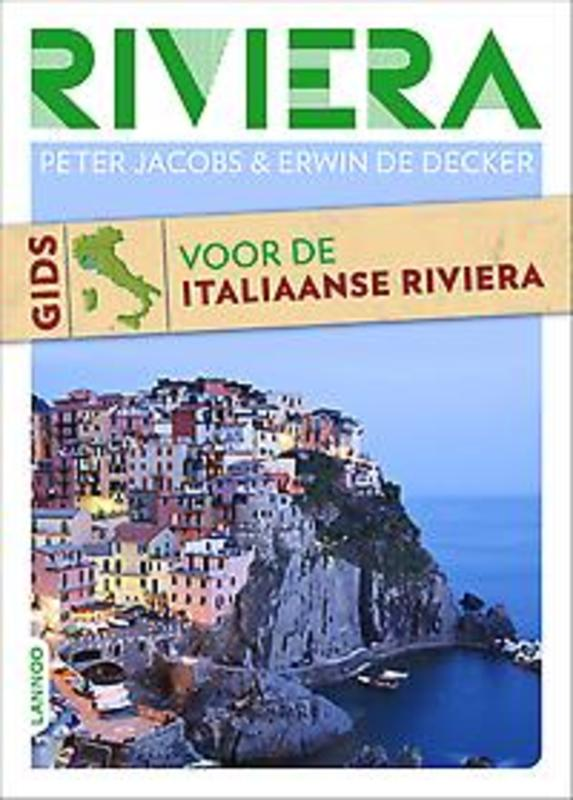 Gids voor de Italiaanse Riviera gids voor de Italiaanse Riviera, Jacobs, Peter, Paperback