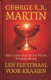 Een feestmaal voor kraaien Het lied van ijs en vuur, Martin, George R.R., Hardcover