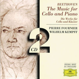 MUSIC FOR CELLO & PIANO Audio CD, L. VAN BEETHOVEN, CD