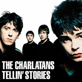 TELLIN' STORIES.. .. -EXPANDED- CHARLATANS, CD