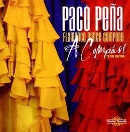 A COMPAS! TO THE RHYTHM Audio CD, PACO PENA, CD