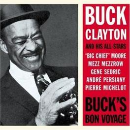 BUCH'S BON VOYAGE BUCK CLAYTON, CD