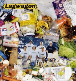 TRASHED REISSUE // REMASTERED + BONUS MATERIALS LAGWAGON, Vinyl LP
