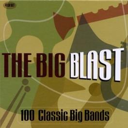 BIG BAND BLAST 100 CLASSIC BIG BANDS V/A, CD