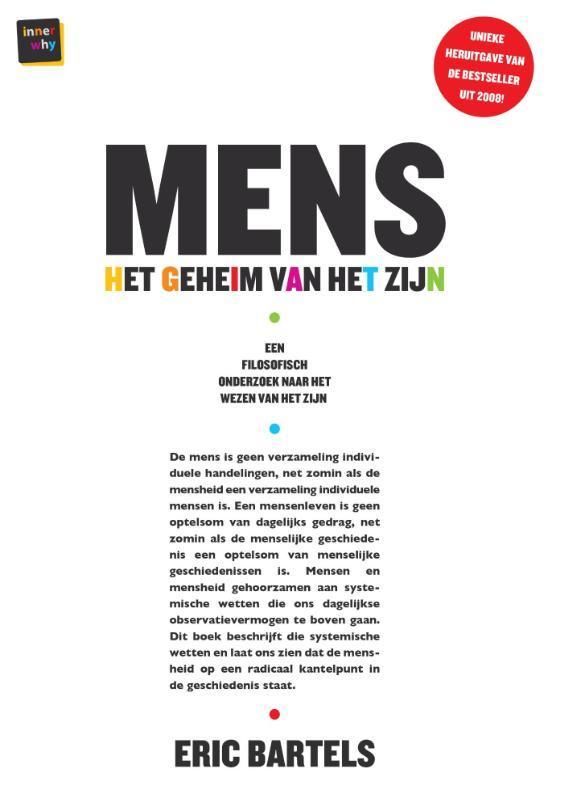 Mens. het geheim van het zijn, Bartels, Eric, Hardcover