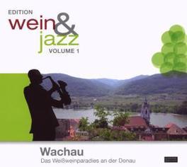 WEIN & JAZZ 1 -WARCHAU V/A, CD