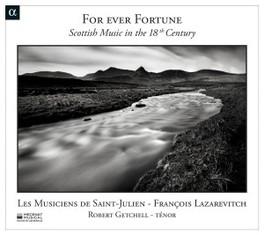 FOR EVER FORTUNE FRANCOIS LAZAREVITCH V/A, CD