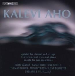 QUINTET/TRIO/SONATA VANSKA/KWAK/DIBELLO/TUNER/ROSS K. AHO, CD