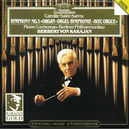 SYMPHONY NO. 3 COCHEREAU BP KARAJAN GOLD