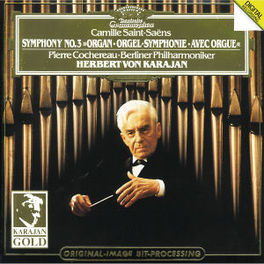 SYMPHONY NO. 3 COCHEREAU BP KARAJAN GOLD Audio CD, SAINT-SAENS, C., CD