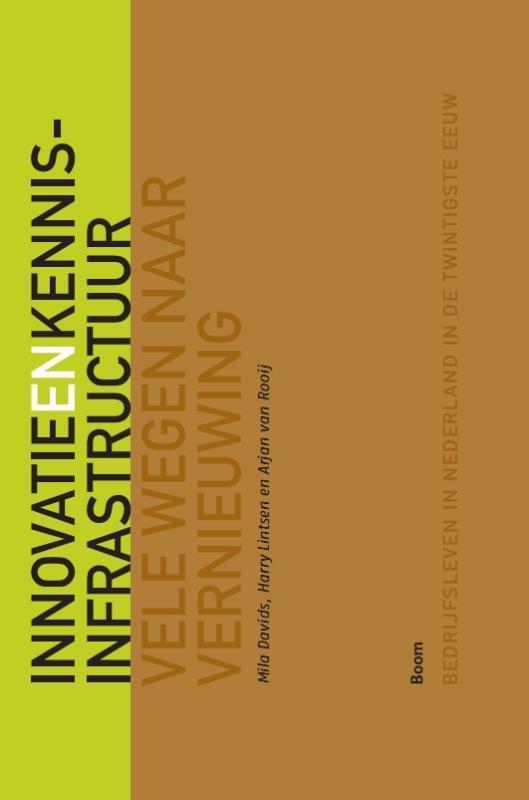 Innovatie en de circulatie van kennis vele wegen naar vernieuwing, Van Rooij, Arjan, Hardcover