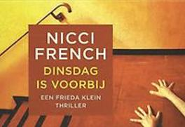 Dinsdag is voorbij Dwarsligger, French, Nicci, Paperback