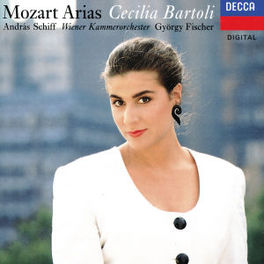 MOZART ARIAS SCHIFF/VIENNA CO/FISCHER Audio CD, W.A. MOZART, CD