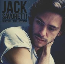 BEFORE THE STORM JACK SAVORETTI, CD