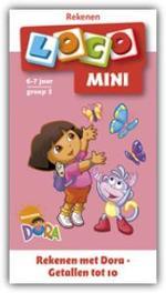 Mini Loco Rekenen Met Dora Getallen Tot En Met 10