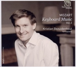 KEYBOARD MUSIC VOL.3 KRISTIAN BEZUIDENHOUT W.A. MOZART, CD