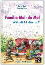 Familie Mol-de Mol wat stinkt daar zo?, Bos, Burny, Hardcover