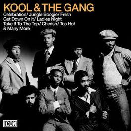 ICON KOOL & THE GANG, CD