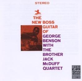 NEW BOSS GUITAR Audio CD, GEORGE BENSON, CD