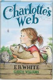 Charlotte's web. White, E.B., Hardcover