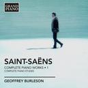 COMPLETE PIANO WORKS 1 GEOFFREY BURLESON