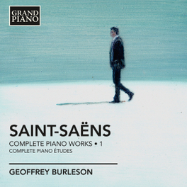 COMPLETE PIANO WORKS 1 GEOFFREY BURLESON SAINT-SAENS, C., CD