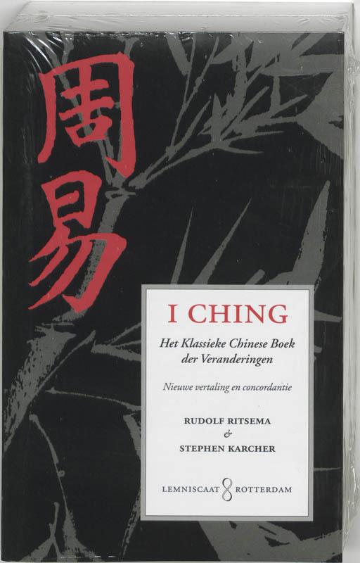 I Ching. het klassieke Chinese boek der veranderingen, R. Ritsema, S. Karcher, Paperback