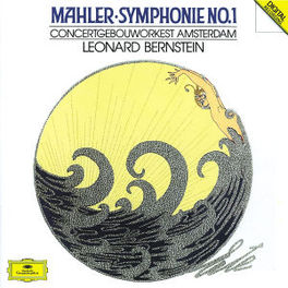 SYMPH.NO.1 CO AMSTERDAM/BERNSTEIN Audio CD, G. MAHLER, CD