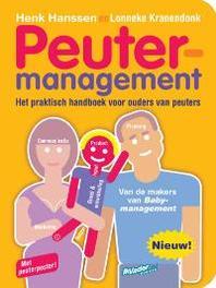 Peutermanagement voor mannen Het praktische handboek, Kranendonk, Lonneke, Paperback