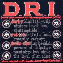 DEFINITION Audio CD, D.R.I., CD
