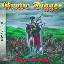 TUNES OF WAR -REMAST- 2006 Audio CD, GRAVE DIGGER, CD