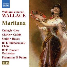 MARITANA RTE CONCERT ORCHESTRA/P.O'DUINN W.V. WALLACE, CD