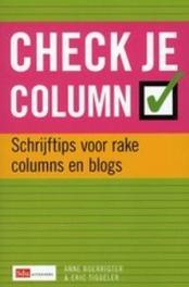 Check je column