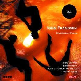ORCHESTRAL WORKS ODENSE S.O./CHRISTIAN EGGEN J. FRANDSEN, CD