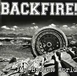 MY BROKEN WORLD BACKFIRE, CD