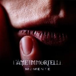MOMENTE 28PG. BOOKLET L'AME IMMORTELLE, CD
